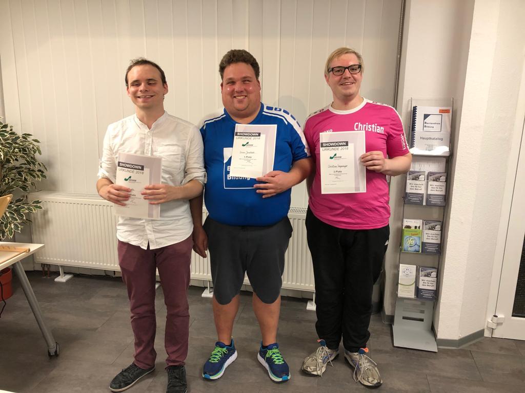 NRW-Landesmeisterschaft Herren 2018